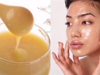 Các cô nàng mê làm đẹp đã update cách chăm sóc da mặt bằng sữa ong chúa cực hay ho này chưa?