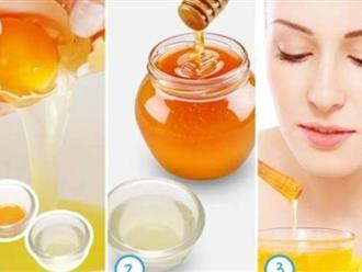 Chẳng phải mỹ phẩm đắt tiền nhưng cách chăm sóc da mặt bằng trứng gà vẫn khiến chị em mê tít vì dưỡng da quá đẹp