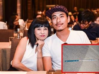 U50 Cát Phượng bất ngờ dính nghi án mang thai với chồng trẻ Kiều Minh Tuấn