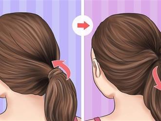 5 kiểu tóc cực xinh giúp nàng thay đổi diện mạo ngay chỉ với 2 phút thực hiện