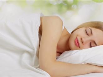 Bạn có biết, chỉ cần ngủ đúng cách cũng giúp chúng ta sống khỏe, sống thọ?