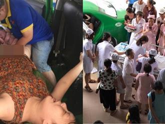 """Sản phụ """"đẻ rơi"""" trên taxi: Người chồng kể lại giây phút giúp vợ vượt cạn hy hữu"""