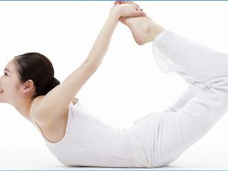 Chỉ với 4 động tác yoga và 10 phút mỗi ngày, chị em sẽ sở hữu hình thể thon gọn ngay sau 1 tuần