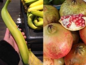 5 loại quả cứ ăn là vòng ngực tăng chóng mặt