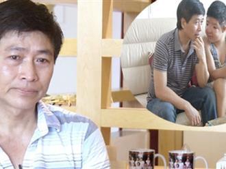 Tâm sự và mong muốn của diễn viên Quốc Tuấn gửi đến những người quan tâm con trai anh