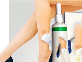 Giải pháp trị sẹo thâm lâu năm ở chân khắc phục hiệu quả làn da loang lổ kém mịn màng