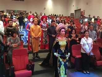 NSƯT Trịnh Kim Chi tổ chức cúng Tổ trang trọng và đẹp nhất Sài Gòn