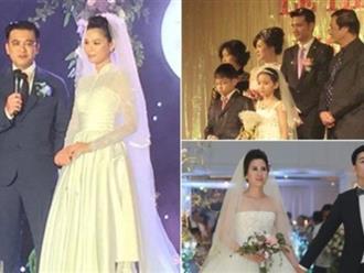 Đám cưới lần hai hoành tráng của 3 MC đình đám showbiz Việt