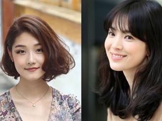 Chuyên gia tạo mẫu tóc gợi ý 7 kiểu tóc đẹp cho nàng mặt tròn