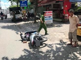 Nam thanh niên cầm gạch đánh chết người sau va chạm giao thông ở Sài Gòn