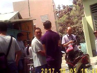 Tài xế GrabBike bị cướp đâm trọng thương ở Sài Gòn