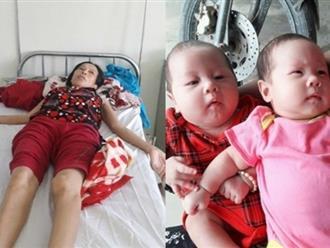 """Người mẹ cố gắng thụ tinh nhân tạo mang thai đôi thì bị ung thư: """"Xin cho tôi sống thêm chút nữa với con"""""""