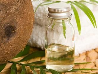 Học ngay các bí quyết làm đẹp với dầu dừa không ai dễ gì bật mí