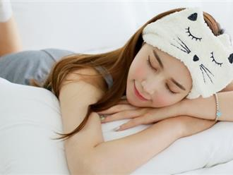 Với phương pháp kì diệu này, bạn sẽ ngủ ngon như một đứa trẻ chỉ trong 60 giây
