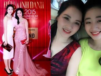 Bước sang tuổi U50, 8 người con nhưng mẹ Hoa hậu Thu Ngân vẫn khiến chị em ngưỡng mộ với nhan sắc không tuổi