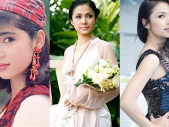 Ngắm lại nhan sắc dường như bị Thần thời gian bỏ quên suốt 20 năm qua của 'người đẹp Tây Đô' Việt Trinh