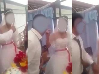 Sốc: Chú rể bị cô dâu hủy hôn vì không biết đếm đến 10