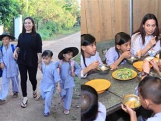 Không ngờ Phi Nhung chưa lấy chồng đã có tới 18 đứa con, sống cuộc đời bình thường hết cỡ như thế này