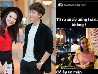 Loạt ảnh chứng minh Huỳnh Anh vẫn còn lưu luyến Á hậu Hoàng Oanh sau chia tay