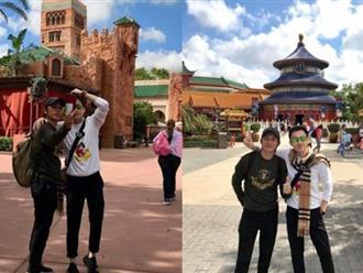 Sau hơn 20 năm sống tại Mỹ, đây là lần đầu tiên Hoài Linh và Dương Triệu Vũ làm điều này cùng nhau