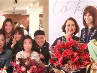 Gần một năm kết hôn với Trấn Thành, Hari Won bất ngờ làm điều này cho mẹ chồng khiến ai cũng ngỡ ngàng
