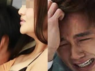 Vợ đẻ xong toàn trốn chuyện ấy, 1 lần chồng bực mình lao vào đè ngửa vợ ra thì thấy cô không thở nữa và cái kết