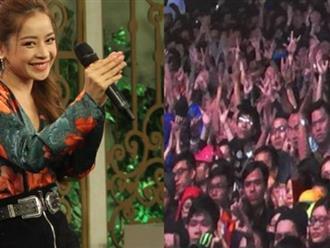 Không thể chịu nổi nữa, khán giả năn nỉ Chi Pu 'làm ơn ngưng hát'
