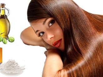 Cách trị gàu bằng baking soda – Công thức trị gàu hoàn hảo giúp tóc thêm bóng mượt