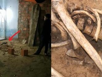 Vụ phát hiện thi thể chôn dưới nền nhà: Sởn gai ốc với giấc mơ linh ứng của người chủ mới