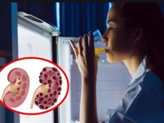 3 thói quen uống nước sai lầm không chỉ làm hỏng thận mà còn gây hại cho sức khỏe tim mạch