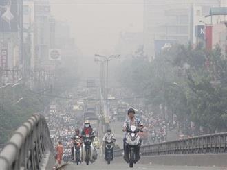6 căn bệnh nguy hiểm dễ mắc phải do ô nhiễm không khí