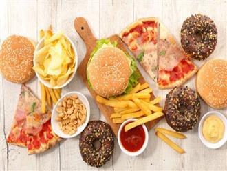 7 loại thực phẩm gây lão hóa sớm, mọi người đang ăn hàng ngày
