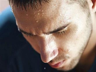 7 vị trí thường xuyên đổ mồ hôi tiết lộ cơ thể đang mắc trọng bệnh