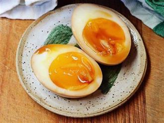 Cách luộc trứng lòng đào cực ngon và bổ dưỡng cho các thành viên gia đình