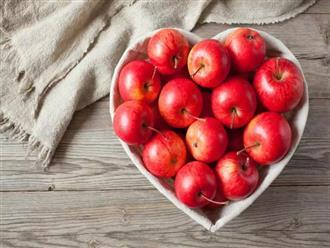 Những cách ăn táo mang lại nhiều ích lợi cho cơ thể