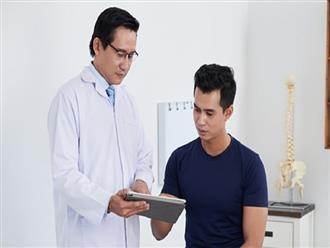 Ba bệnh ung thư ở đàn ông phát hiện sớm có thể chữa khỏi