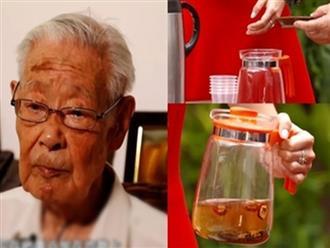 Bác sĩ 103 tuổi tiết lộ bí quyết sống thọ nhờ uống một loại nước mỗi ngày