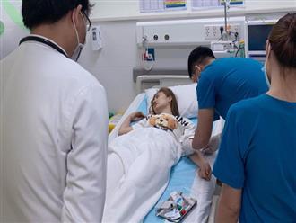 Diễn viên Ngọc Lan nhập viện vì sỏi thận, bác sĩ đưa lời khuyên