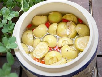 Học ngay cách làm bát cà muối đậm vị giòn rụm ăn kèm rau luộc, ngon 'quên ngày tháng' đấy chị em ơi!