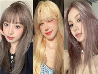 Hết dịch phải triển ngay những màu tóc hot hit này để xinh thật xinh tụ họp cùng bè bạn