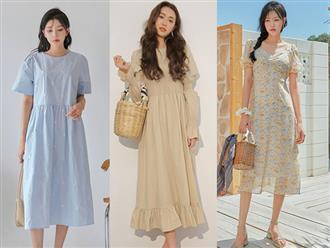 Ở nhà tránh dịch cũng phải đẹp, mặc ngay 3 kiểu váy dáng dài này sẽ giúp bạn thoải mái và đẹp dịu dàng