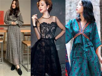Nếu không muốn bị già trước tuổi, chị em hãy tránh xa những mẫu váy này, đặc biệt nói 'KHÔNG' với mẫu số 4