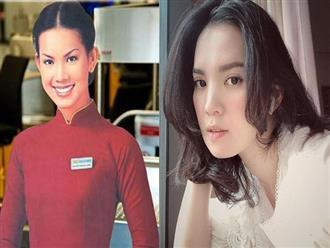 'Rút lui' khỏi cuộc sống nổi tiếng, người phụ nữ từng là đại diện của Vietnam Airlines nổi đình nổi đám ngày ấy bây giờ ra sao?