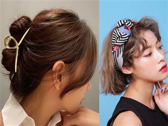 Thăng hạng sắc đẹp 'nhanh như chớp' với 3 phụ kiện tóc vừa rẻ vừa xinh