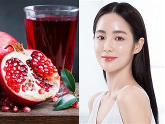 Thường xuyên sử dụng 5 loại trái cây màu đỏ này, da giảm nếp nhăn và ngày càng mịn màng, hệ miễn dịch cũng được nâng cao