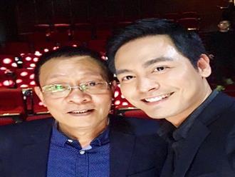 """MC Phan Anh hết lời """"nịnh"""" nhà báo Lại Văn Sâm sau khi nghỉ hưu"""