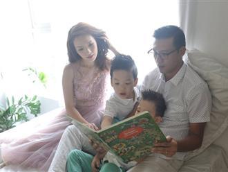Đan Lê không muốn kiểm soát kể cả khi nghi ngờ chồng có bồ do vắng nhà lâu ngày