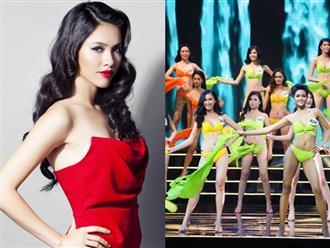 Á hậu Hoàng My soạn 10 điều răn, 'dằn mặt' các thí sinh Hoa hậu Hoàn vũ Việt Nam không hối lộ giám khảo dưới mọi hình thức