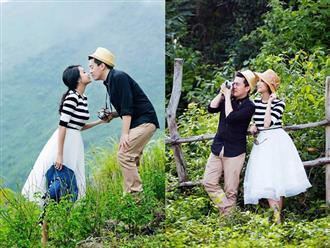 Vợ Lam Trường khoe ảnh cưới lãng mạn từ 4 năm trước