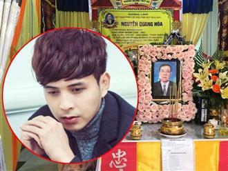 Khán giả động viên Hồ Quang Hiếu vượt qua nỗi đau mất cha